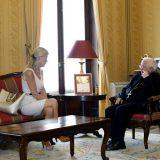 Cardenal Canizare recibe Consellera de Justicia Valencia 2015