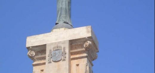 Cruz en el monte Toro en Menorca Foto Marta Noceda