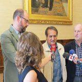 Europa Laica con alcalde Santiago 2015 d