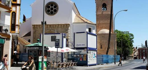 Iglesia de santa Catalina en Sevilla