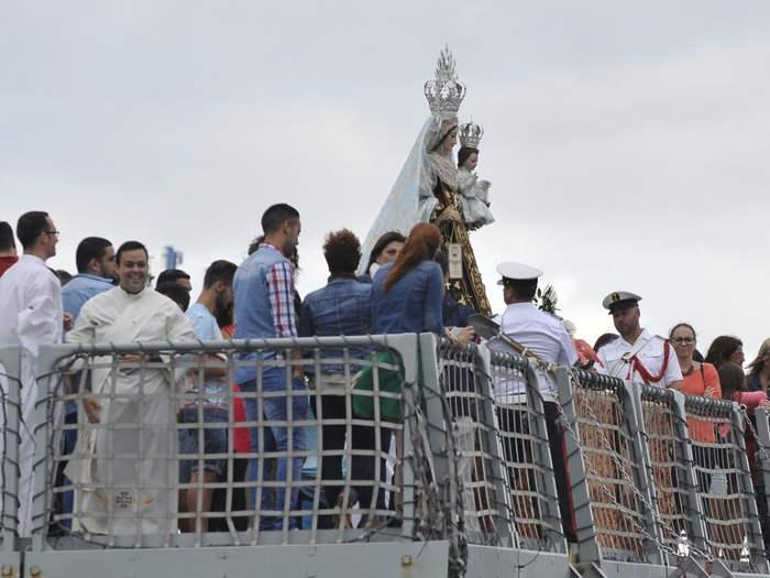 Procesion Virgen del Carmen Las Palmas 2015 g