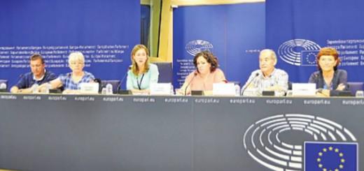 Rueda prensa inmatriculaciones Parlamento Europeo 2015