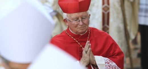 El arzobispo de Valencia, el cardenal Antonio Cañizares, en una imagen reciente. MAO