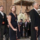 concejales de Sevilla procesion Virgen de los Reyes