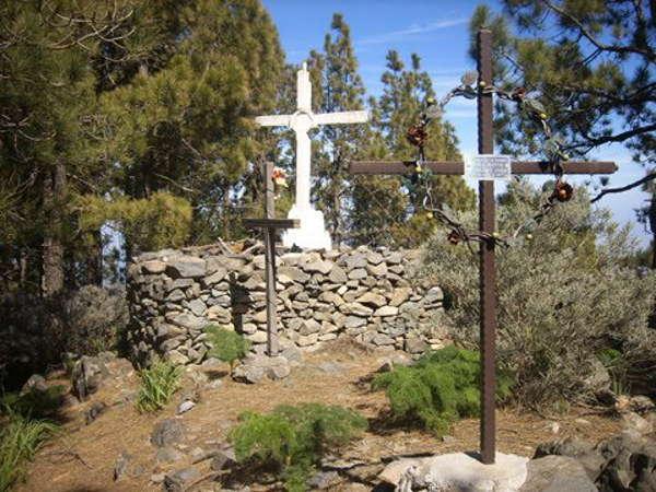 cruces saucillo Gran Canaria