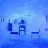 iglesia en la Antartida