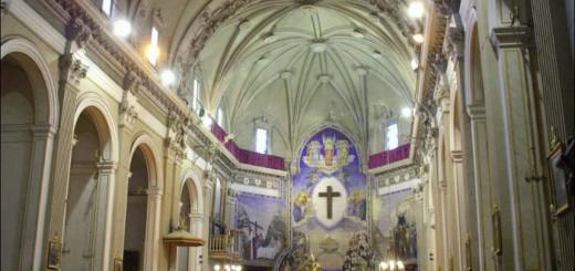 iglesia santa cruz Valencia