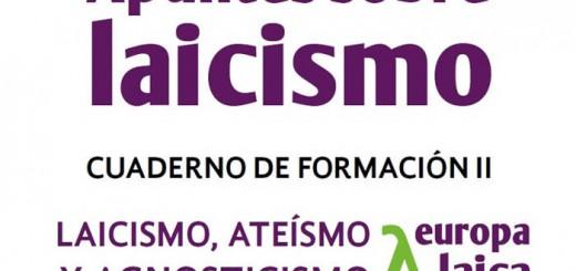 laicismo y ateismo