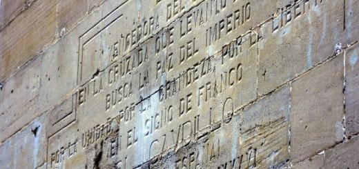 leyenda franquista concatedral La Rioja