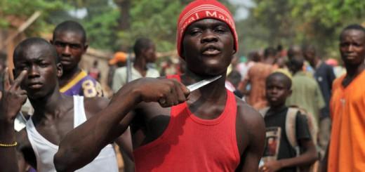 milicias anti balaka