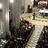 misa catedral Almudena Madrid