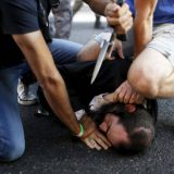 ultraortodoxo judio ataca manifestacion orgullo gay Jerusalen 2015 detenido