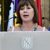 La presidenta del Govern balear, Francina Armengol. EFE/Archivo