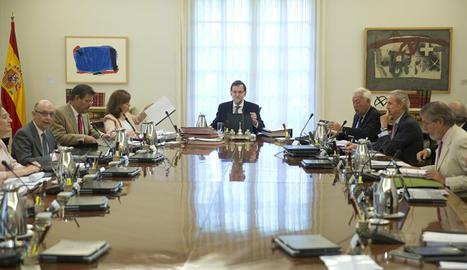 Consejo de ministros 2015