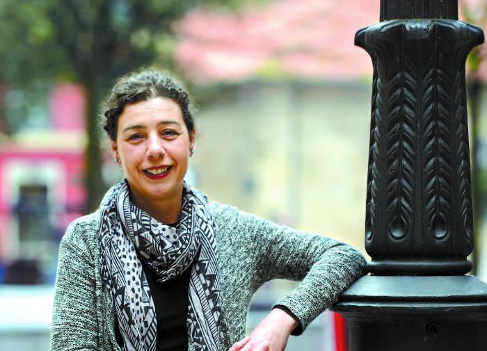 Cristina Ponton IU Oviedo