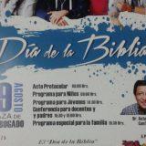 Dia de la Biblia Paraguay 2015