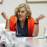 Manuela Carmena alcaldesa Madrid 2015