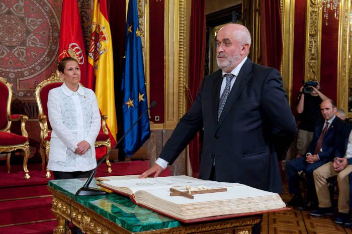 Toma posesion Mendoza Navarra 2015