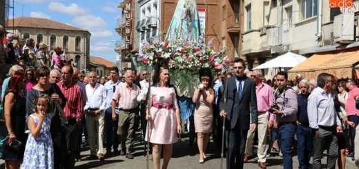 Vitigudino procesion 2015