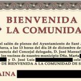 acogida o bautismo civil Torremolinos 2015 a