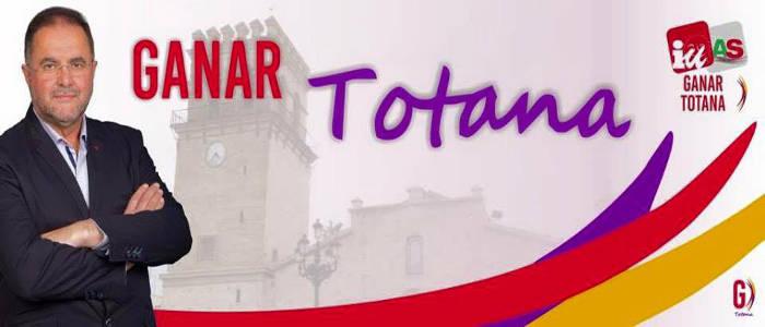 alcalde Totana IU 2015