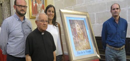 La edil de Fiestas participaba en la presentación del cartel de la festividad religiosa