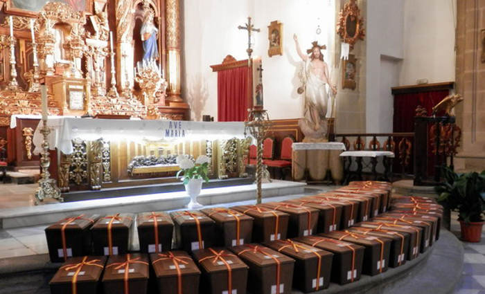 enterramientos iglesia Orgaz 2015 a