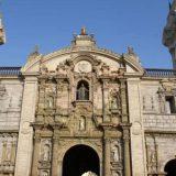 fachada catedral Lima