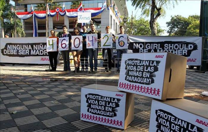 feminicidios Paraguay 2015