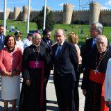 ministro interior Fernandez Diaz inaugura congreso santa Teresa 2015