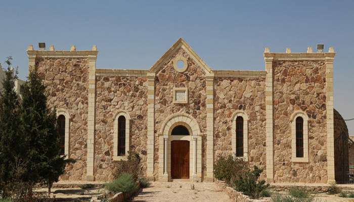 monasterio Siria destruidos Estado Islamico 2015