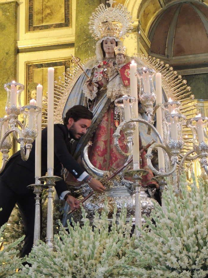 procesion misa coronada San Roque 2015 c