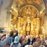 protesta misa Sant Miquel en Mallorca