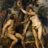 Adan y Eva Rubens