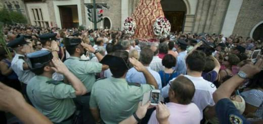 Autoridades Murcia Virgen Fuensanta 2015 d