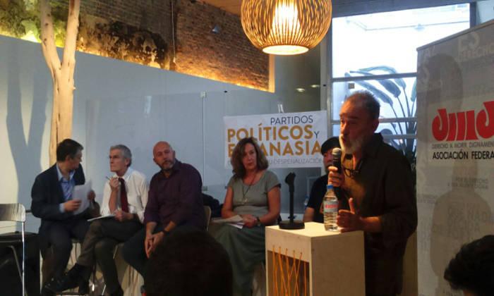 DMD eutanasia partidos 2015 Luis Montes