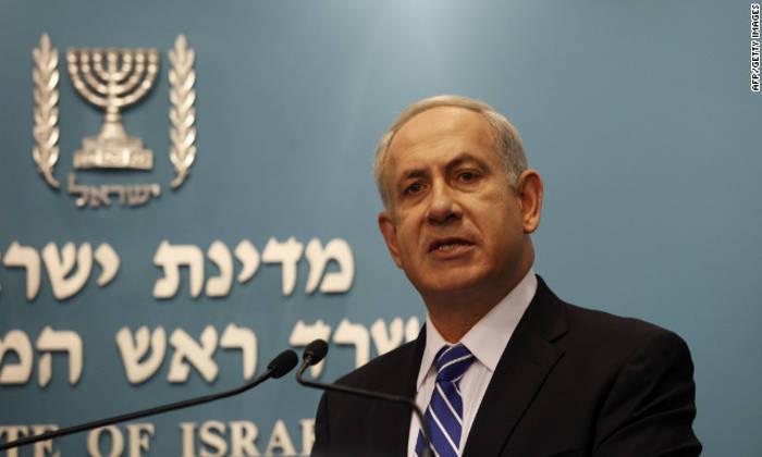 Netanyahu primer ministro Israel
