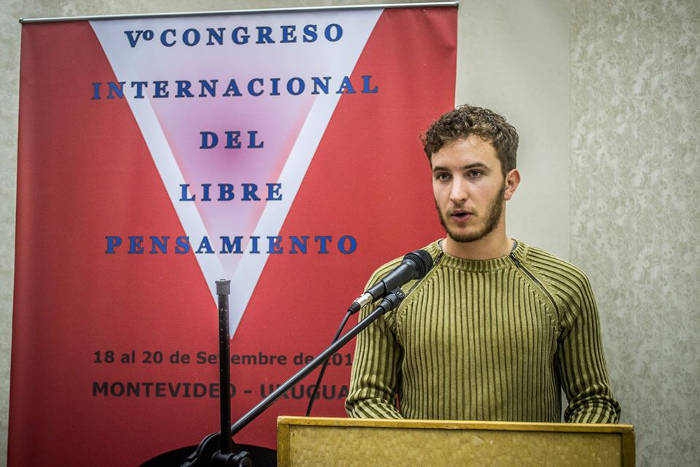 V Congreso AILP Pablo Laguna