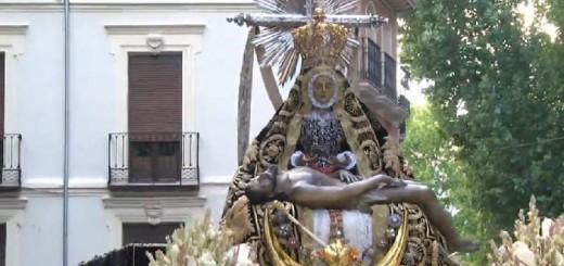 Virgen Angustias Granada 2015 a