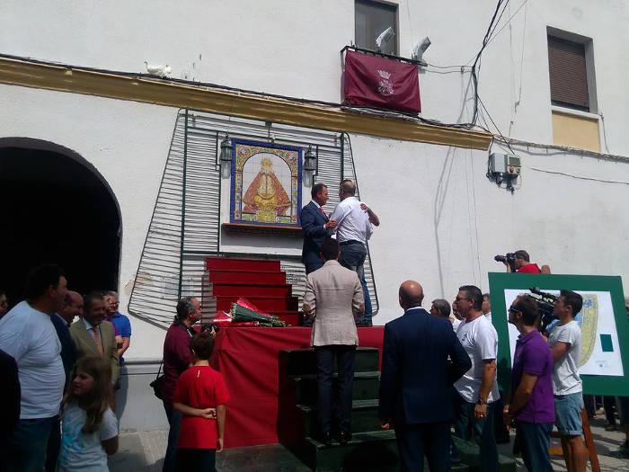 alcalde Chiclana ofrenda virgen 2015 a