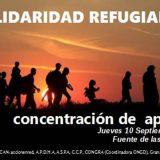 apoyo refugiados Granada