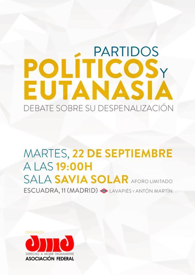 cartel eutanasia y politicos 2015