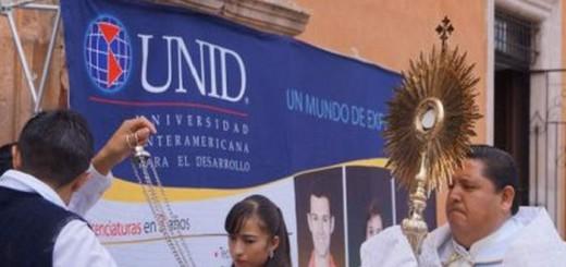 celebracion religiosa UNID Mexico 2015