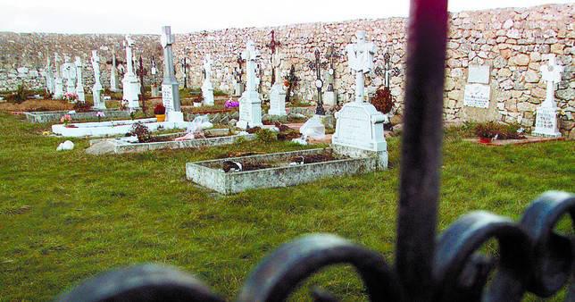 cementerio parroquial Burgos