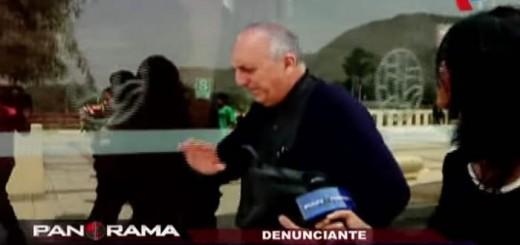 difamacion acusado por un cura Peru 2015