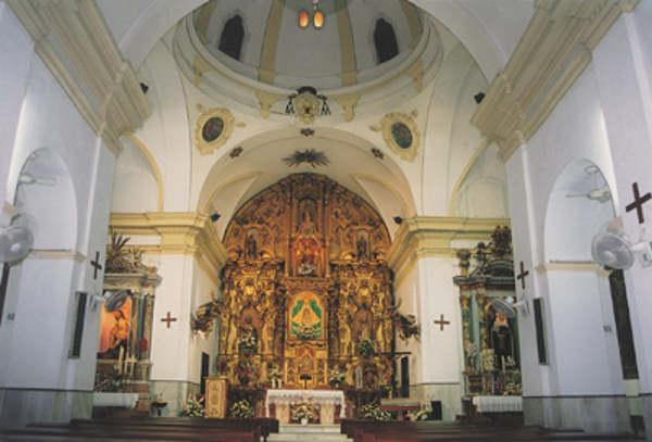 iglesia de san Telmo Chiclana