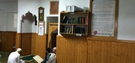 mezquita en Gasteiz