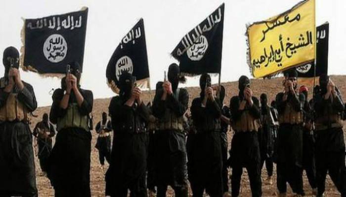 milicias Estado islamico