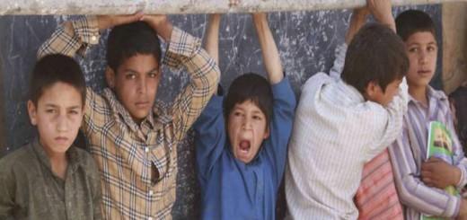 ninos afganos 2015