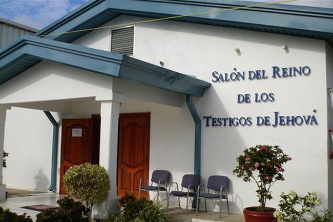 Resultado de imagen para Iglesia de los Testigos de Jehová
